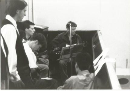 Mr John Daly's Memorial Mass, September 1994