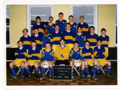 1998 Under 18 Soccer League