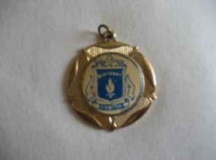 Medal 1985 - Front