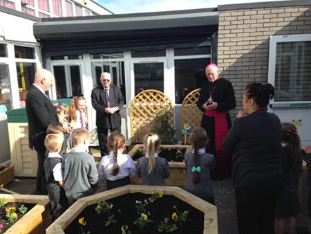 Bishop Tom Williams' Visit to St Joseph's - St Josephs ...