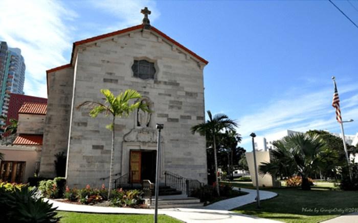 St. Jude Church exterior