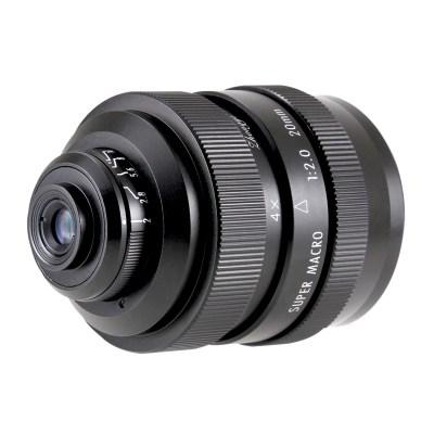 FREEWALKER 20mm F2 ミラーレスカメラ用