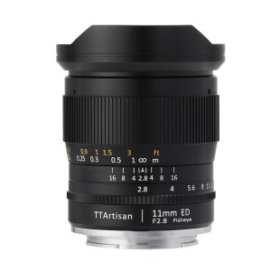 TTArtisan 11mm f/2.8
