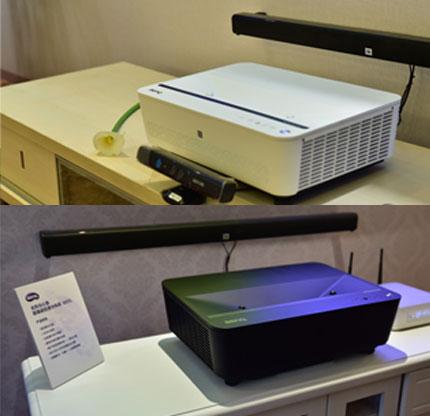 benq laser projector i950L and i955L 2