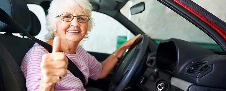 tips for senior drivers