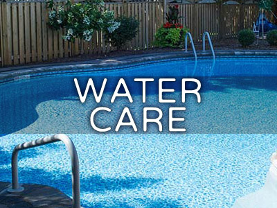 Water care products