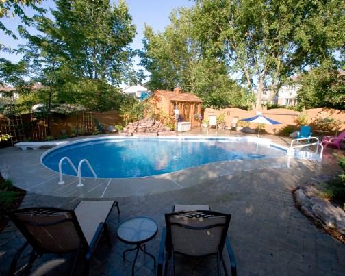 St. Lawrence Pools Kearney