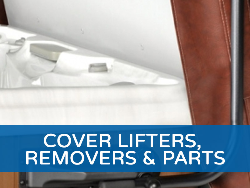 Cover Lifters, Removers & Parts