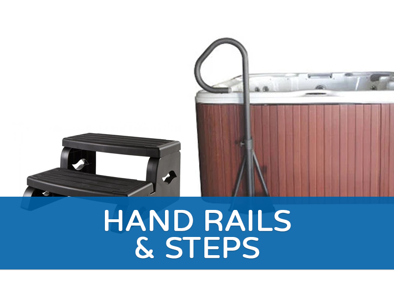 Hand Rails and Steps