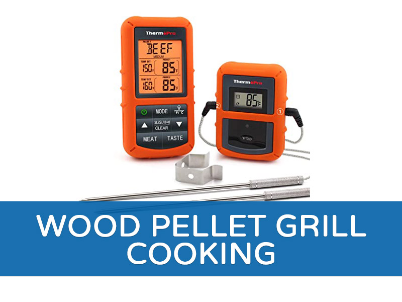 Wood Pellet Grills and Cooking