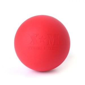 Lacrosse Massage Ball - red