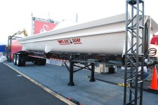 2014 Ranco Anvil Side Dump Trailer2014 Construction Expo March 2014
