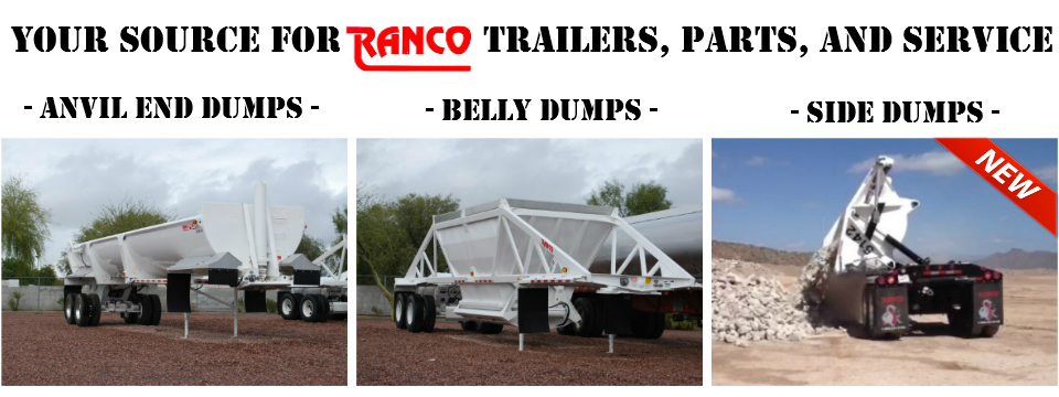 Ranco trailers and parts