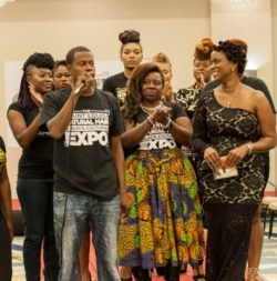 The Original St. Louis Natural Hair & Black Culture Expo Slams It