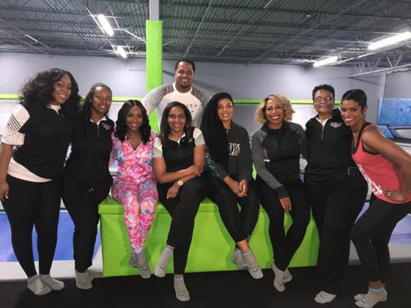 Williams Family Opens Black Owned Gravity Trampoline Park
