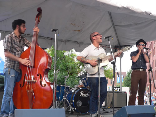 STLBlues Reviews :: The Big Muddy Blues Festival