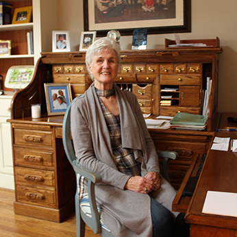 Barbara Richters, StandWithSisters web