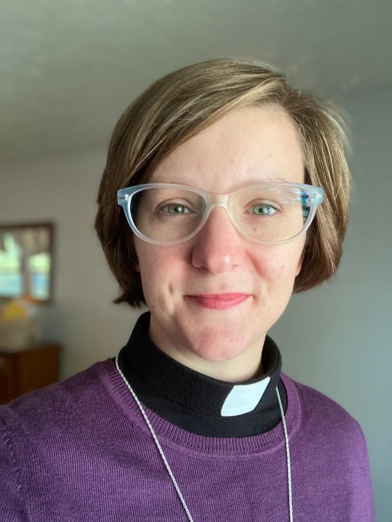 Pastor Adrianne Meier