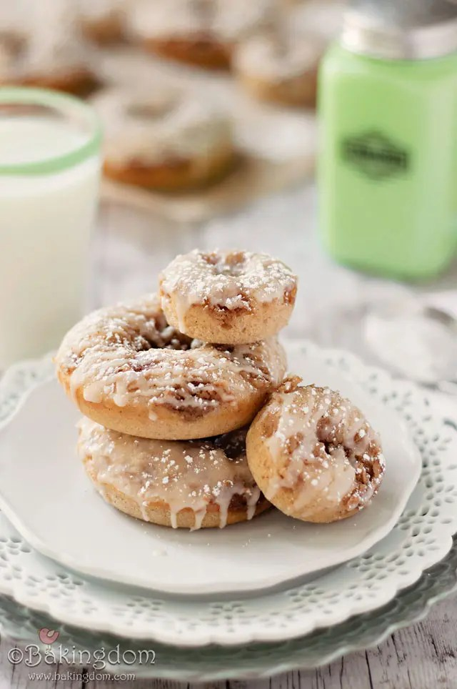 Maple-French-Toast-Doughnuts-by-Bakingdom