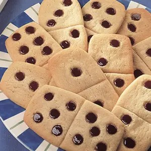Cookie Dominos