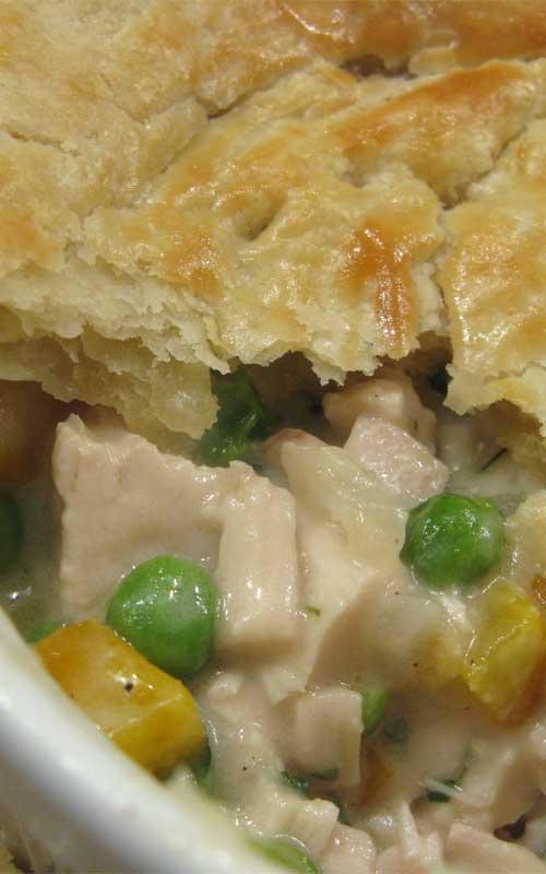 Crock Pot Chicken Pot Pie