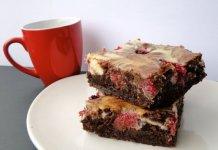 Recipe for Raspberry Cheesecake Brownies