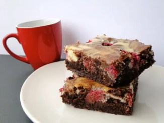 Recipe for Raspberry Cheesecake Brownies