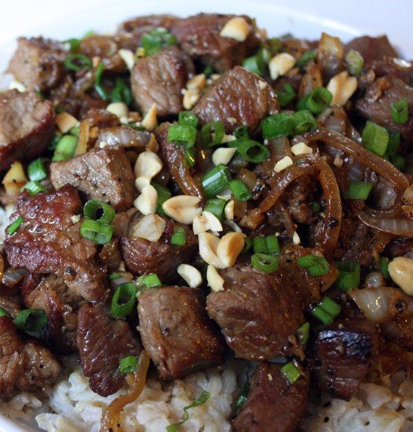 Vietnamese-Style Beef