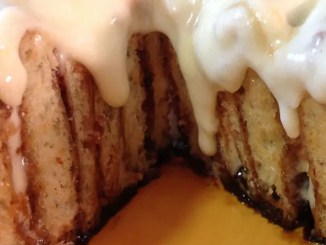 Recipe for Copycat Cinnabon Cinnamon Rolls