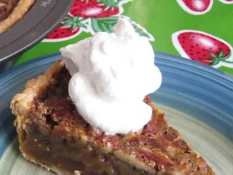 Old-Fashioned Pecan Pie - A pie as delicious and easy to make as this ought to be enjoyed all year round.