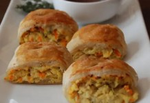 Recipe for Chicken Pastry Bites