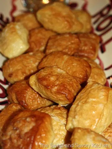 Recipe for Pretzel Bites