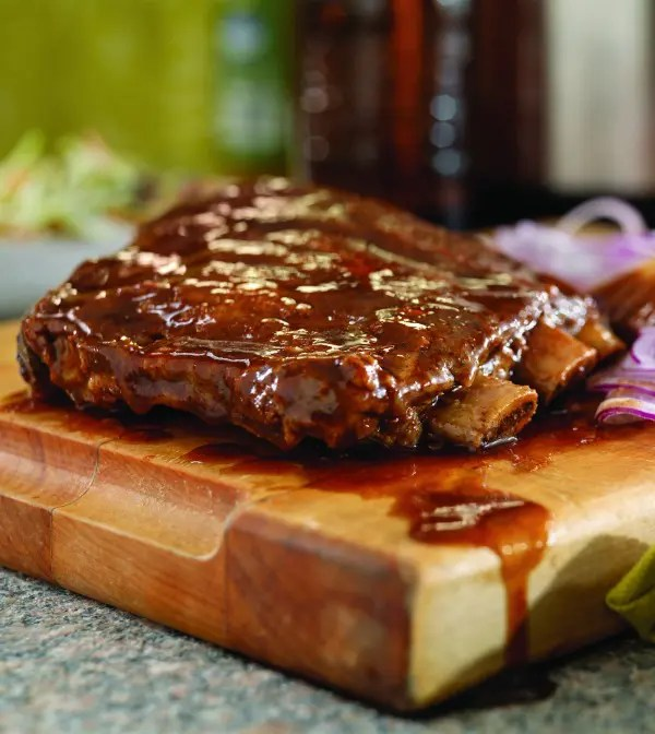 The traditional favorites are great, but to take your game-day gathering a notch above the rest, try a winning recipe like Slow-Cooker Root Beer Ribs. The perfect choice for serving a fired-up crowd.