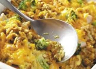 Recipe for Broccoli Chicken Casserole