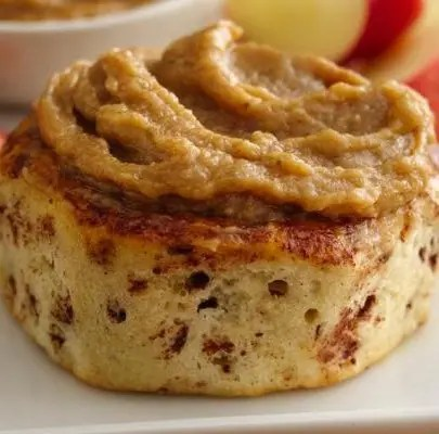 Quick and Easy Peanut Butter Banana Rolls