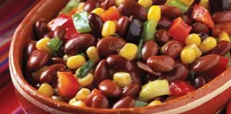 Recipe for Marinated Black Bean Salad