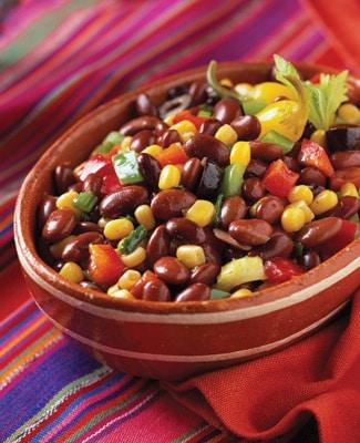 Recipe for Marinated Black Bean Salad