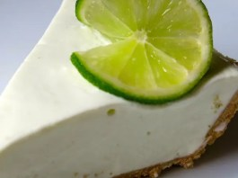 Recipe for Daiquiri Pie