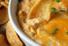 Recipe for Buffalo Chicken Dip