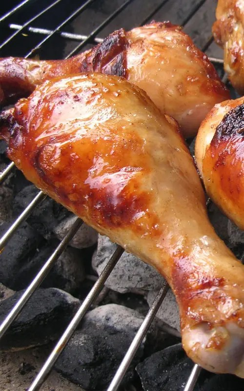 Cajun Marinated Chicken