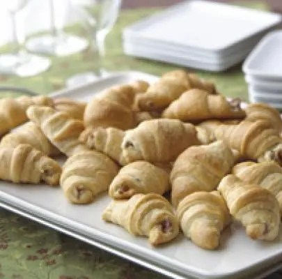 Bacon and Cream Cheese Crescent Rolls