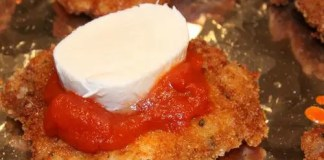 Recipe for Quick and Easy Chicken Parm