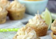 Key Lime Cheesecake Cookies