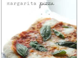 Recipe for Classic Pizza Margherita