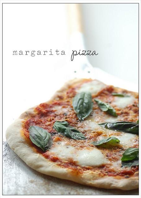 Recipe for Classic Pizza Margherita