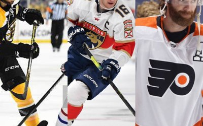 The Top 5 Candidates for Selke Trophy