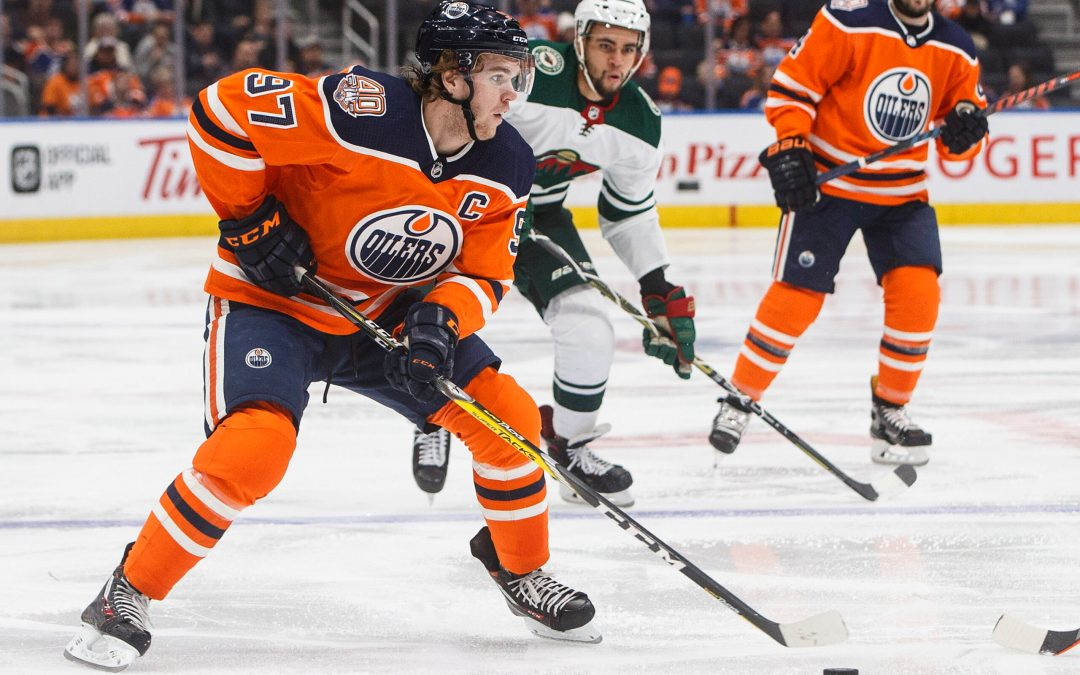 Should the Edmonton Oilers Trade Connor McDavid? And 2 possible destinations.
