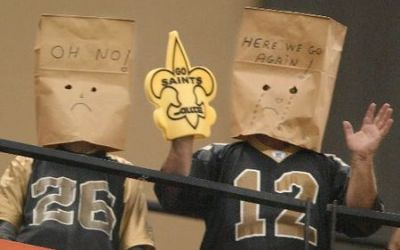 Land of Delusion: Saints Fans Deny teams shortcomings, are they the 80's Aints?