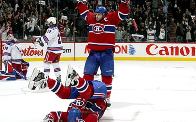 Remembering Alexei Kovalev's 4 Seasons with the Canadiens