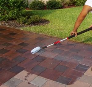 Concrete / Patio Sealing | Grateful Pressure Washing Saint
